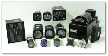 master caution, gauges, indicators, compasses, gyros, related system equipment repair, overhaul and sales