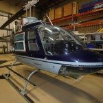 Bell 206 Refurbishment